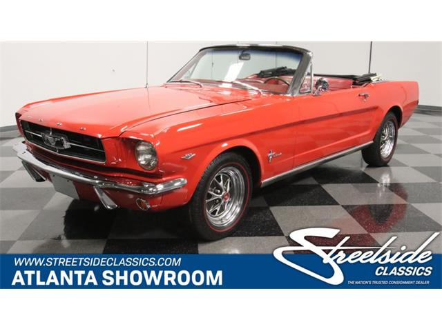 1964 Ford Mustang (CC-1297702) for sale in Lithia Springs, Georgia