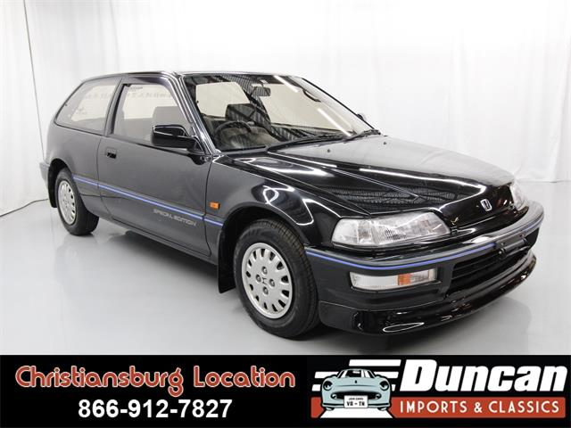 1991 Honda Civic (CC-1297726) for sale in Christiansburg, Virginia