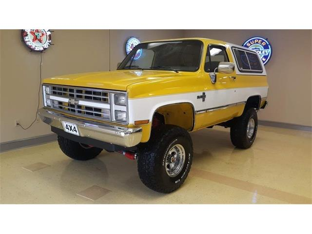 1987 Chevrolet Blazer (CC-1297748) for sale in Punta Gorda, Florida