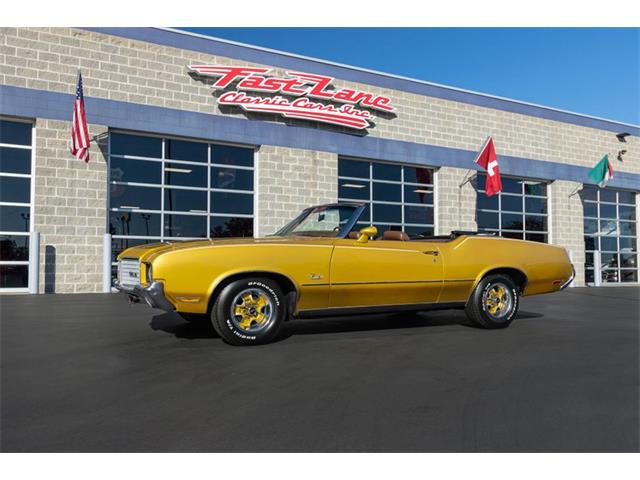 1972 Oldsmobile Cutlass Supreme (CC-1297750) for sale in St. Charles, Missouri