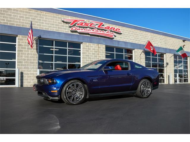 2011 Ford Mustang GT (CC-1297751) for sale in St. Charles, Missouri