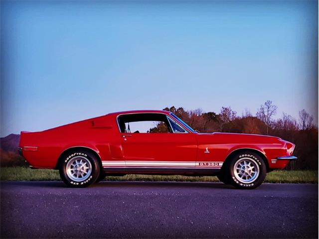 1968 Ford Mustang (CC-1297754) for sale in Mundelein, Illinois