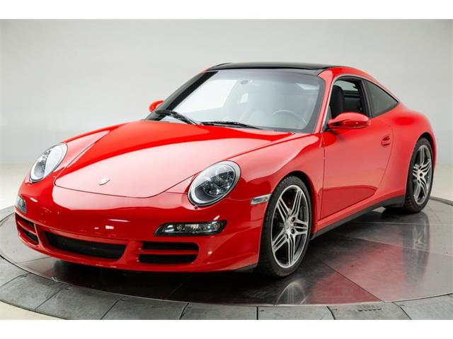 2007 Porsche 911 (CC-1297759) for sale in Cedar Rapids, Iowa