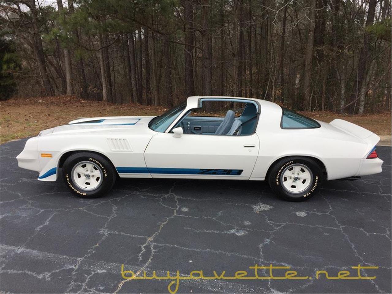1979 Chevrolet Camaro (CC-1297774) for sale in Atlanta, Georgia