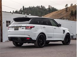 2017 Land Rover Range Rover Sport (CC-1297778) for sale in Kelowna, British Columbia