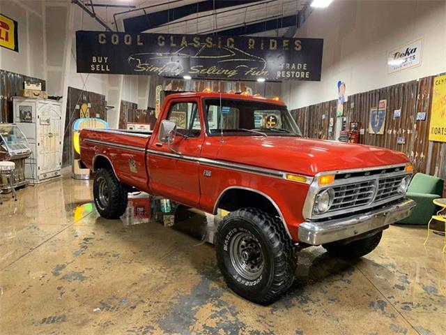 1975 Ford F250 (CC-1297783) for sale in Redmond, Oregon