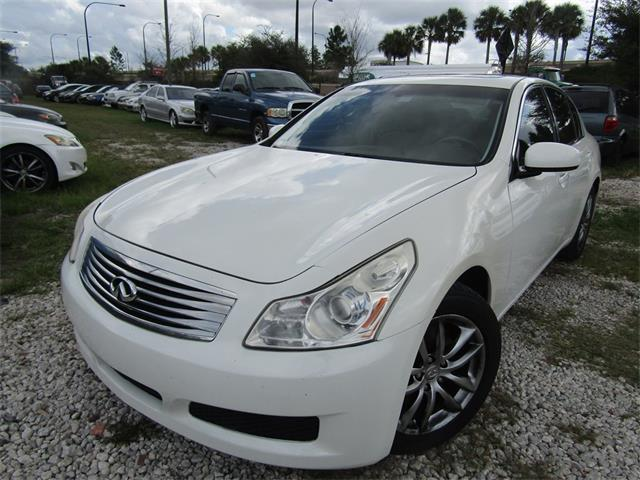 2007 Infiniti G35 (CC-1297785) for sale in Orlando, Florida