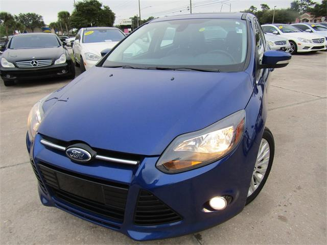 2012 Ford Focus (CC-1297796) for sale in Orlando, Florida