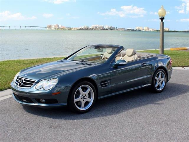 2003 Mercedes-Benz SL-Class (CC-1297801) for sale in Clearwater, Florida