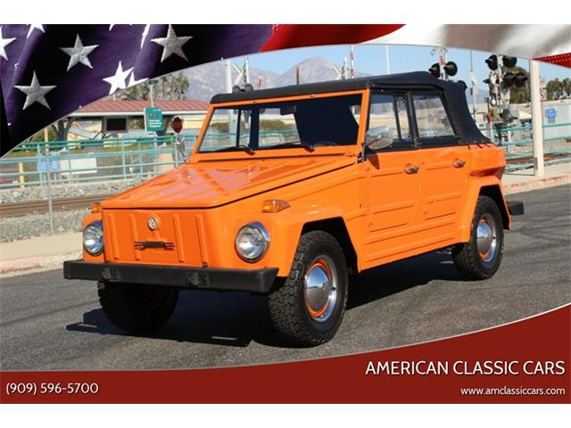 1974 Volkswagen Thing (CC-1297806) for sale in La Verne, California