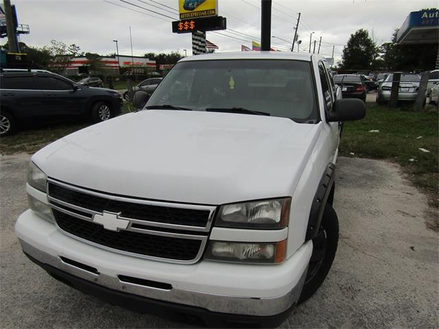 2006 Chevrolet Silverado (CC-1297807) for sale in Orlando, Florida