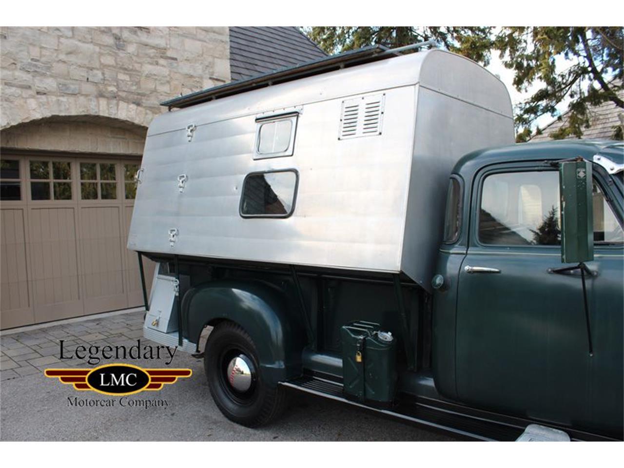 1952 Chevrolet Pickup (CC-1297815) for sale in Halton Hills, Ontario