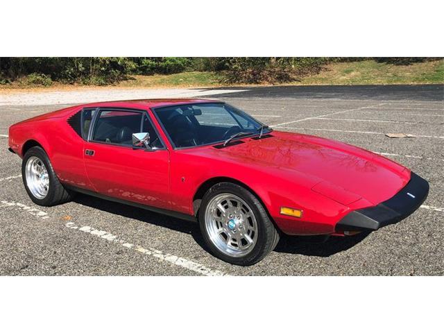 1972 De Tomaso Pantera (CC-1297820) for sale in West Chester, Pennsylvania