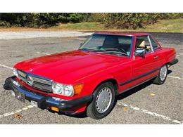 1989 Mercedes-Benz 560SL (CC-1297823) for sale in West Chester, Pennsylvania