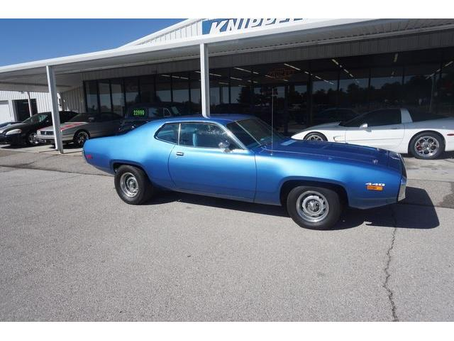 1972 Plymouth Satellite (CC-1297830) for sale in Blanchard, Oklahoma