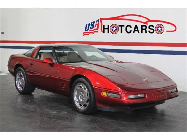 1994 Chevrolet Corvette (CC-1297836) for sale in San Ramon, California