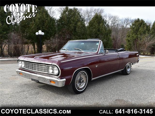 1964 Chevrolet Chevelle SS (CC-1297839) for sale in Greene, Iowa