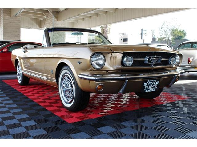1965 Ford Mustang (CC-1297844) for sale in Sherman Oaks, California
