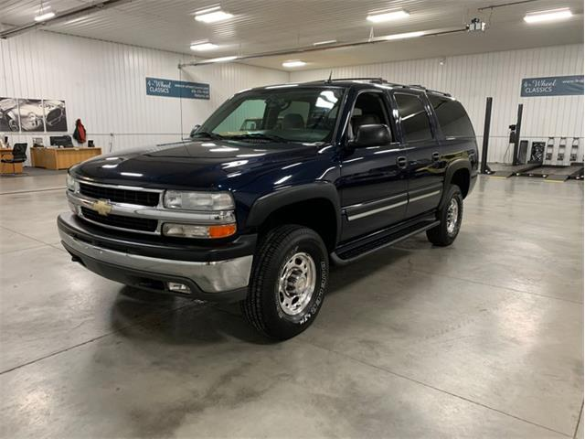 2005 Chevrolet Suburban (CC-1297869) for sale in Holland , Michigan