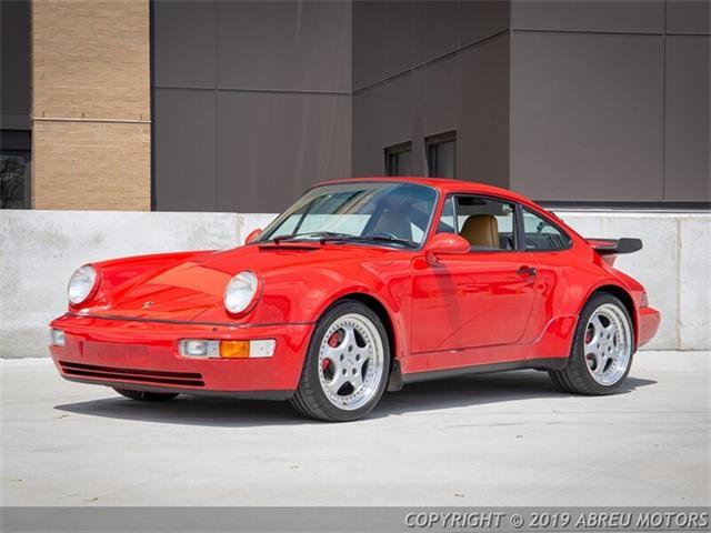 1994 Porsche 911 Turbo (CC-1297870) for sale in Carmel, Indiana