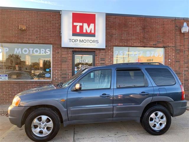 2001 Mazda Tribute (CC-1297876) for sale in Portsmouth, Virginia