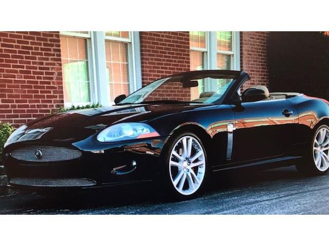2007 Jaguar XK (CC-1297877) for sale in Boca Raton, Florida
