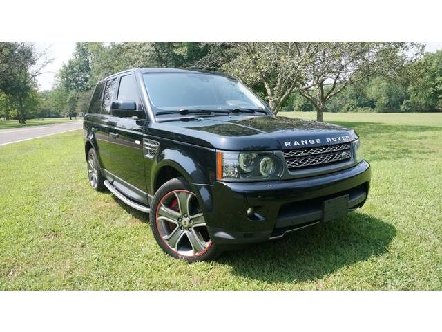 2011 Land Rover Range Rover Sport (CC-1297880) for sale in Valley Park, Missouri