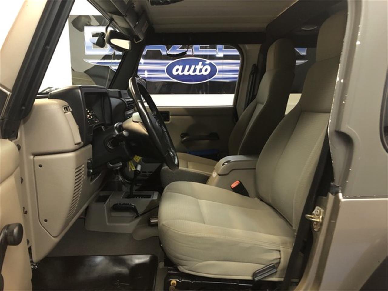 2006 Jeep Wrangler (CC-1297885) for sale in Houston, Texas