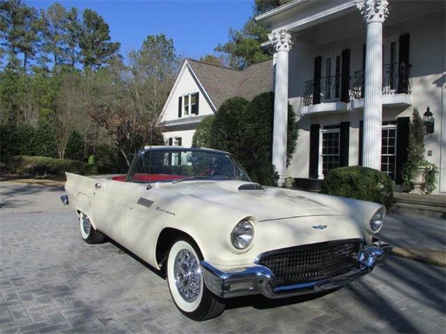 1957 Ford Thunderbird (CC-1297887) for sale in Marietta, Georgia