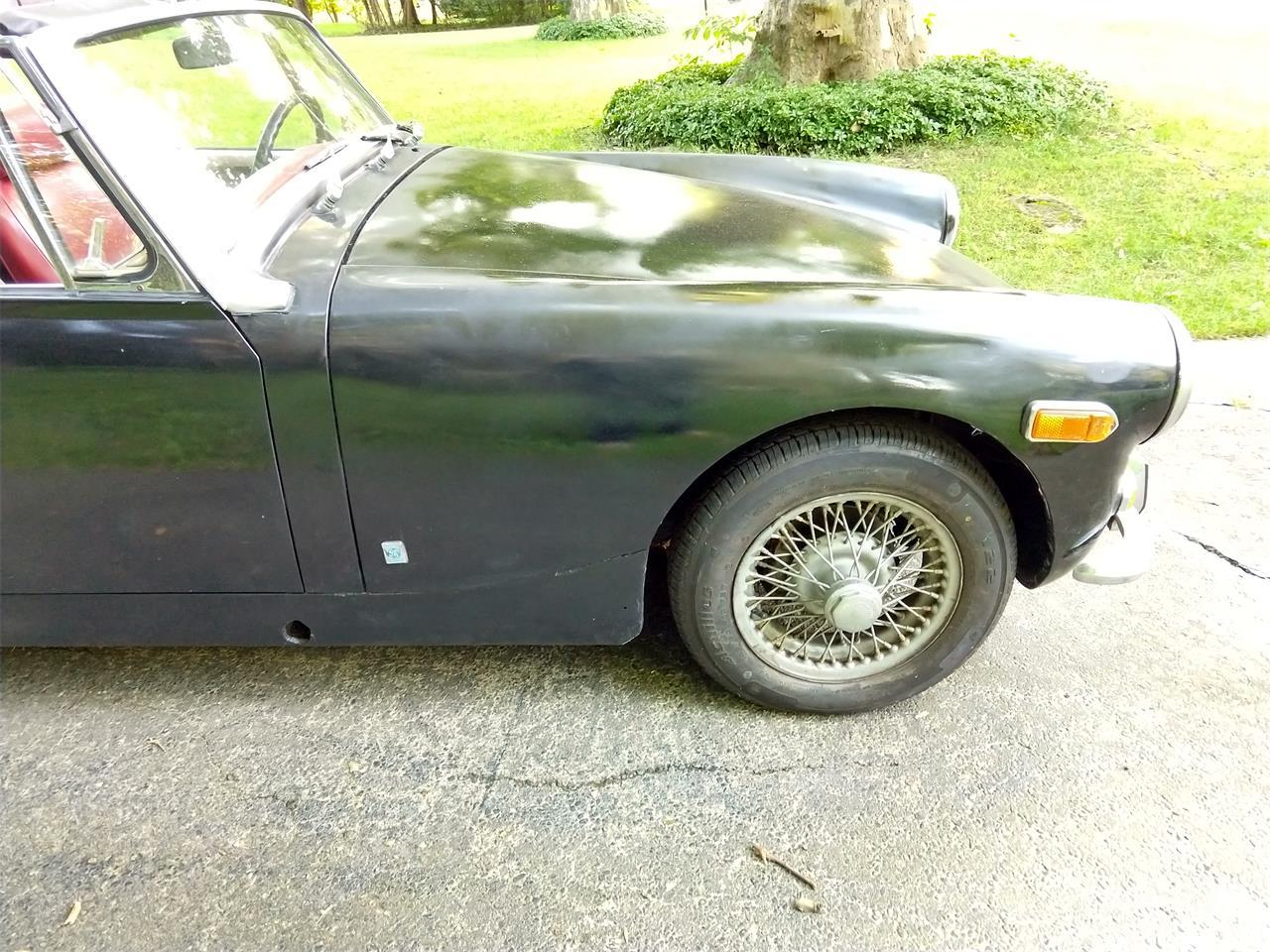 1971 MG Midget (CC-1297896) for sale in Ingomar, Pennsylvania