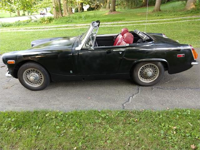 1971 MG Midget (CC-1297896) for sale in Ingomar, Pennsylvania
