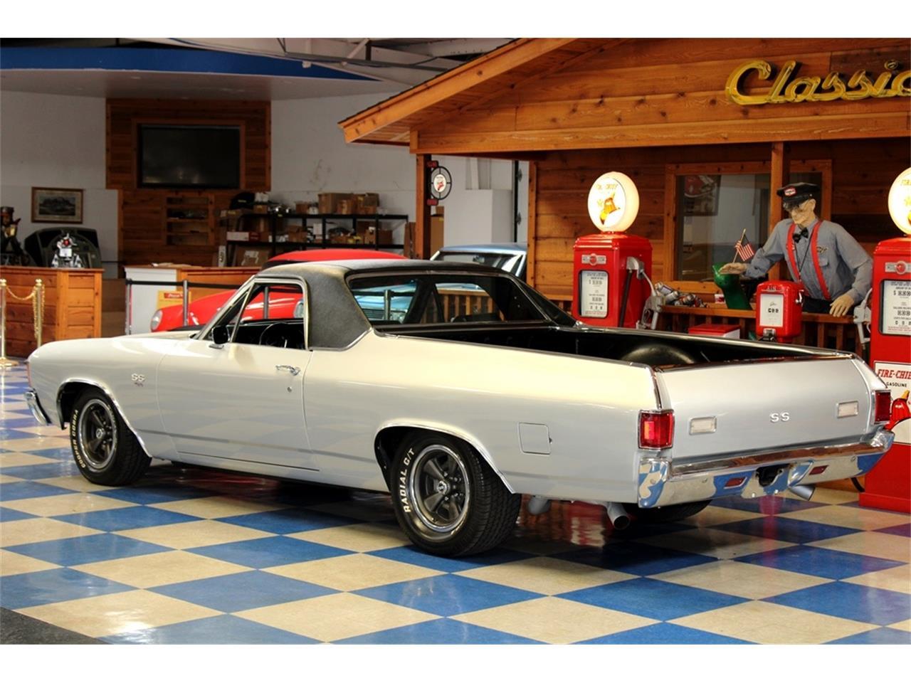 1972 Chevrolet El Camino (CC-1297914) for sale in New Braunfels, Texas