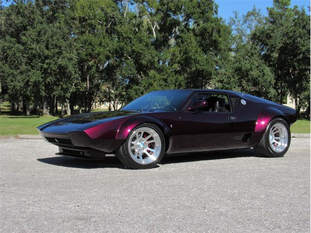 1973 De Tomaso Pantera (CC-1297916) for sale in Sarasota, Florida