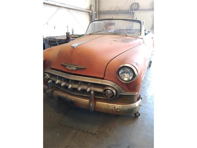 1953 Chevrolet Bel Air (CC-1297918) for sale in Lodi, California