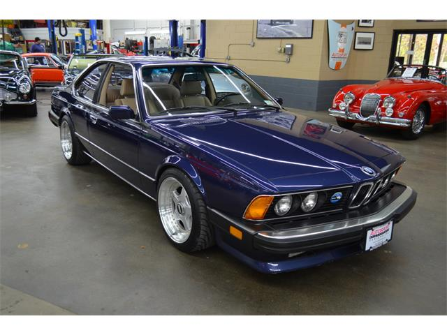 1987 BMW M6 (CC-1297926) for sale in Huntington Station, New York