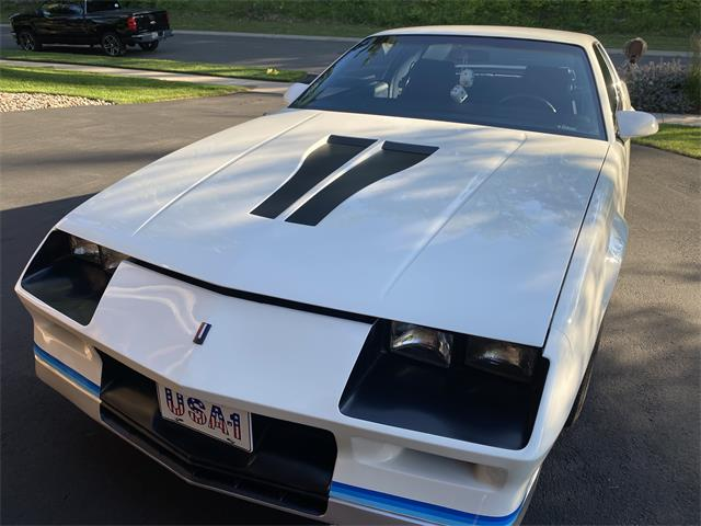 1982 Chevrolet Camaro Z28 (CC-1297935) for sale in Chisago City, Minnesota