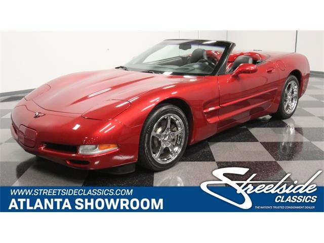 2001 Chevrolet Corvette (CC-1297946) for sale in Lithia Springs, Georgia