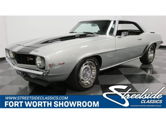 1969 Chevrolet Camaro (CC-1297947) for sale in Ft Worth, Texas