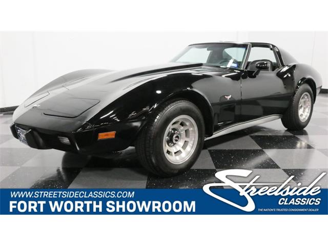 1977 Chevrolet Corvette (CC-1297950) for sale in Ft Worth, Texas