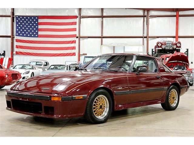 1983 Mazda RX-7 (CC-1297955) for sale in Kentwood, Michigan