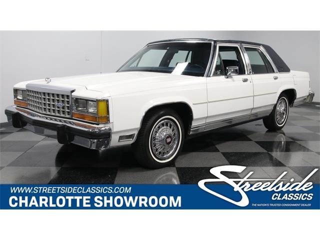 1986 Ford LTD (CC-1297958) for sale in Concord, North Carolina