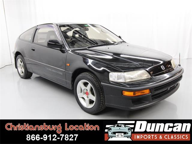 1990 Honda CRX (CC-1297959) for sale in Christiansburg, Virginia