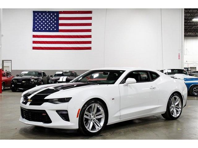 2016 Chevrolet Camaro (CC-1297970) for sale in Kentwood, Michigan