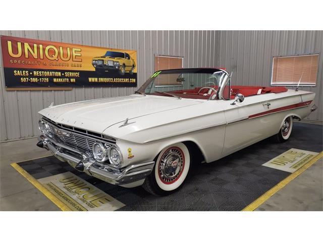 1961 Chevrolet Impala (CC-1297974) for sale in Mankato, Minnesota