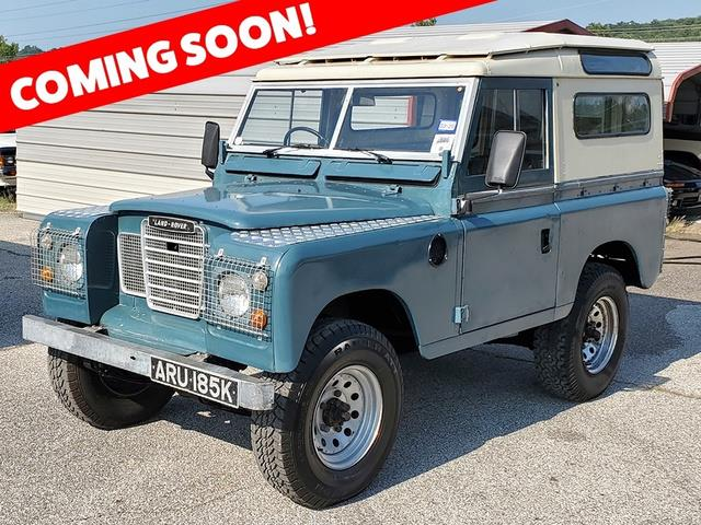 1972 Land Rover Series III (CC-1297982) for sale in St. Louis, Missouri
