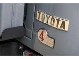 1981 Toyota Land Cruiser G43-S (CC-1298002) for sale in Scotts Valley, California