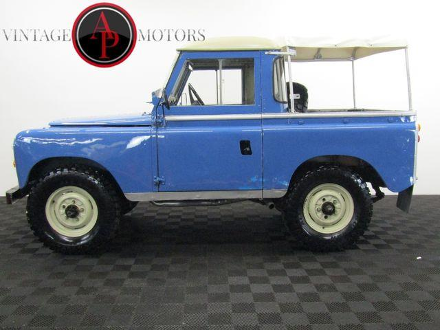 1973 Land Rover Series III (CC-1298007) for sale in Statesville, North Carolina