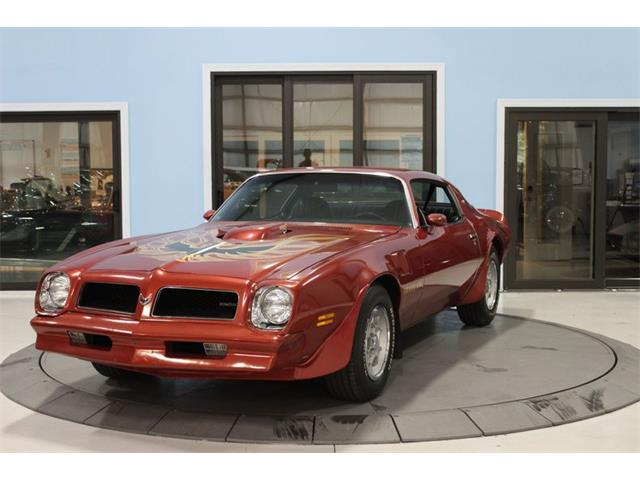 1976 Pontiac Firebird Trans Am (CC-1298008) for sale in Palmetto, Florida