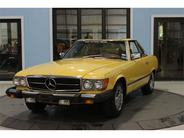 1979 Mercedes-Benz 450SL (CC-1298014) for sale in Palmetto, Florida