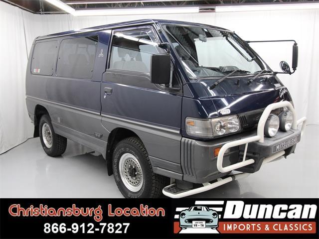1994 Mitsubishi Delica (CC-1298015) for sale in Christiansburg, Virginia
